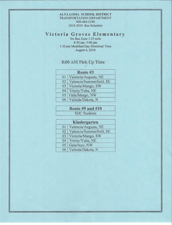 Victoria Groves Elementary / Homepage