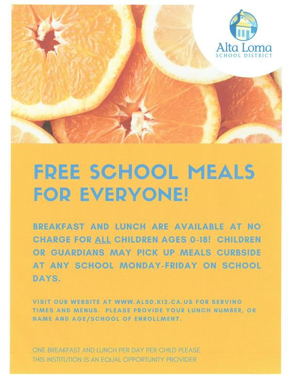 Free Lunches for Everyone