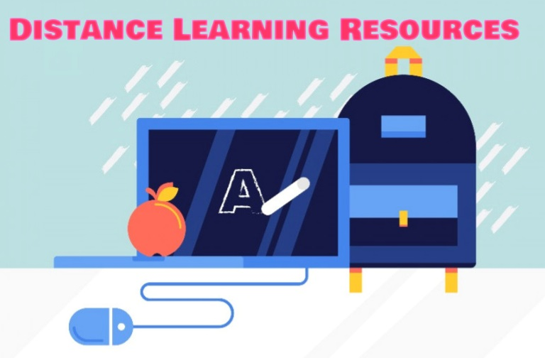 Distance Learning Resources - Students/Parents