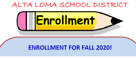 2020 Fall Enrollment