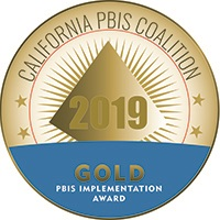Vineyard Earns Statewide Gold Award for Outstanding PBIS Program