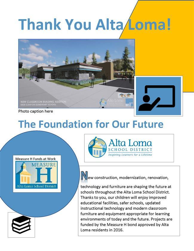 Alta Loma School District / Homepage